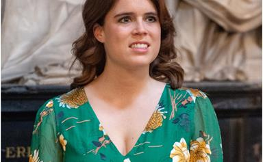 Princess Eugenie's brave gesture by unzipping her dress to reveal her scoliosis scar strikes a chord with fans