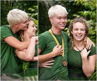 """""""2021's power couple"""": Fans are going nuts over Abbie Chatfield and Jack Vidgen's relationship on I'm A Celeb - but not for the reason you'd expect"""