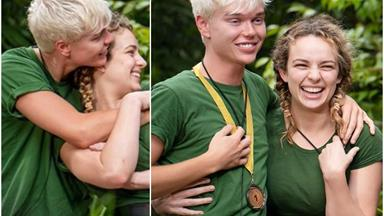 """2021's power couple"": Fans are going nuts over Abbie Chatfield and Jack Vidgen's relationship on I'm A Celeb - but not for the reason you'd expect"