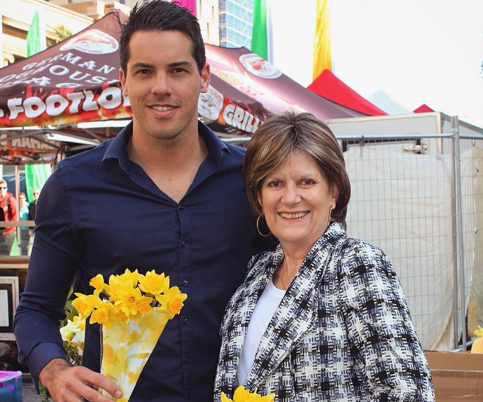 Bachelor In Paradise's Jake Ellis pens heartbreaking tribute to his mum on the anniversary of her passing