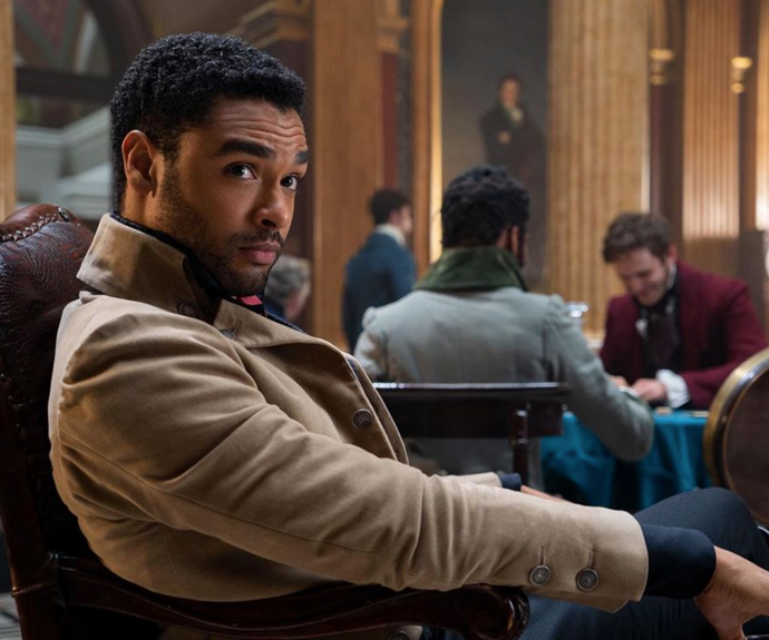 Experts in the art of swoon: See what the stunning cast of hit Netflix show Bridgerton look like in real life