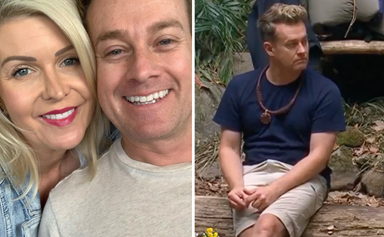 """He's not like that"": Chezzi Denyer reveals the side of Grant Denyer fans don't see as she praises his I'm A Celeb stint"