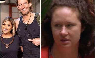 """""""She moved her eyes over and looked at him"""": I'm A Celebrity's Mel Buttle hints at a potential jungle romance that hasn't aired... yet"""