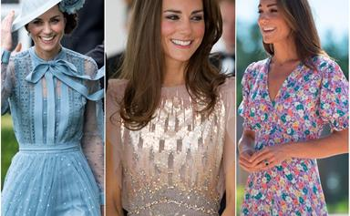Kate the great! Relive Duchess Catherine's best moments as she turns 39