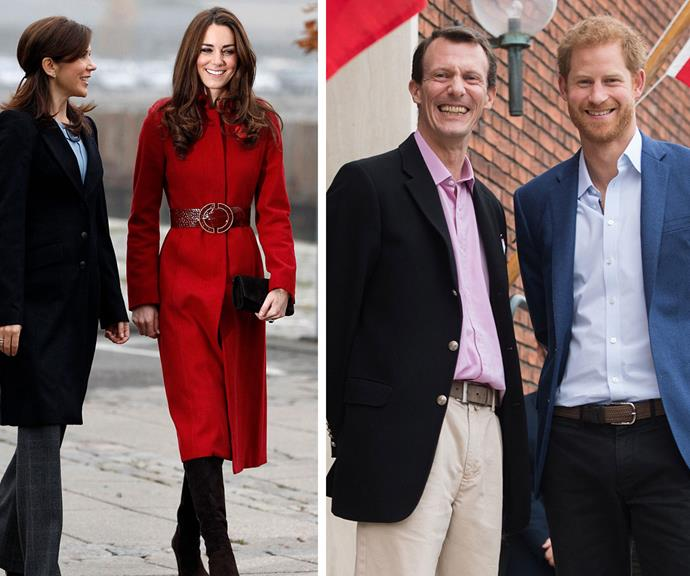 When crowns collide: The best photos of royals mingling with other royals from around the world