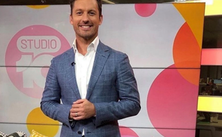 Studio 10's Tristan MacManus reveals he suffered two deadly heart attacks before turning 36