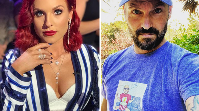 90210 heartthrob Brian Austin Green confirms new romance with Dancing With The Stars judge Sharna Burgess