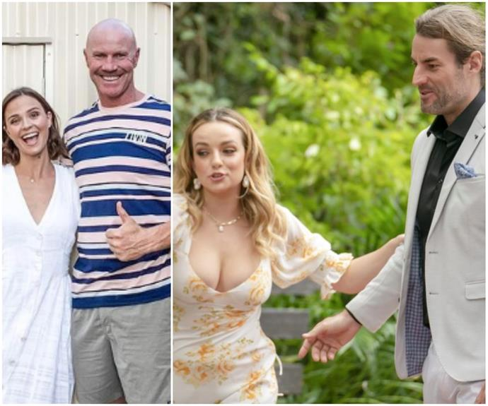 Forget walking into a bar - The I'm A Celebrity jungle has sparked a surprising number of iconic Aussie romances