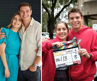 Bumping besties! A definitive round-up of Bump co-stars Nathalie Morris and Carlos Sanson Jr's best moments on and off screen