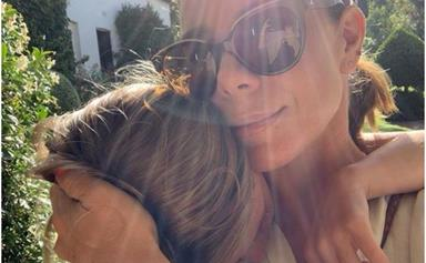 Kate Ritchie shares a beautiful series of snaps from her day with 6-year-old daughter Mae
