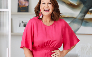 """EXCLUSIVE: """"I have become an even greater mum"""": I'm A Celeb's Julia Morris reveals how 2020 changed her for the better"""