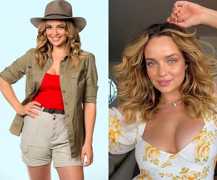 EXCLUSIVE: Abbie Chatfield reveals why watching herself back on I'm a Celeb is different to The Bachelor