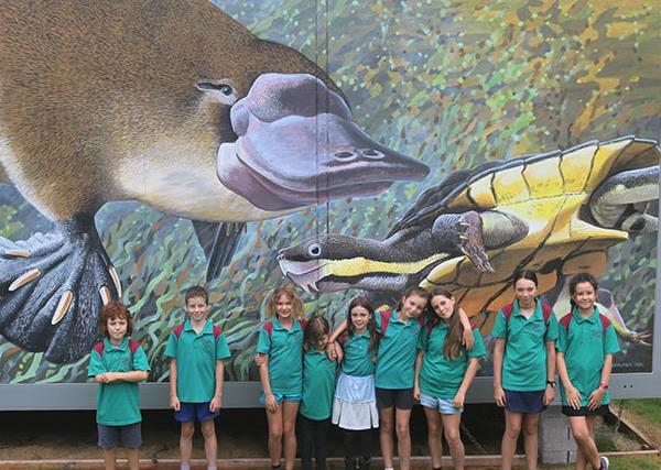 One year since the devastating bushfires, meet the school that's risen from the ashes