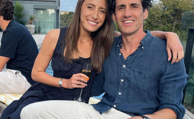 Andy Lee and Rebecca Harding set engagement rumours ablaze thanks to a very telling clue