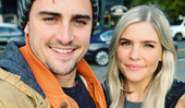 Neighbours sweethearts Chris Milligan and Jenna Rosenow are officially engaged!