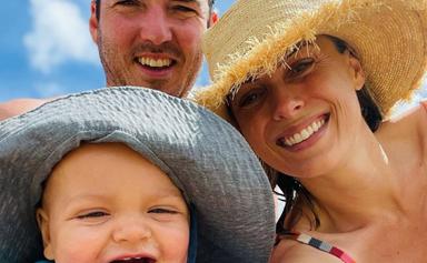 Sylvia Jeffreys shares 11-month-old son Oscar's unexpected yet impressive milestone