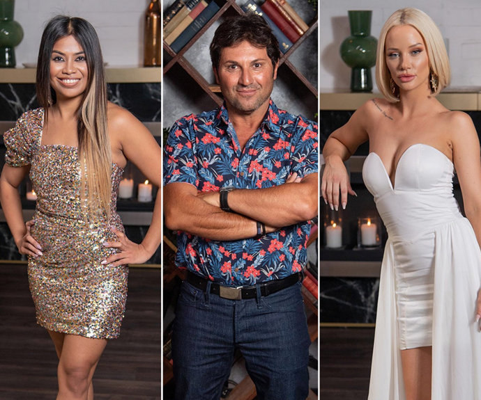 Here comes the bride and groom, again! Every single contestant returning for the Married At First Sight reunion