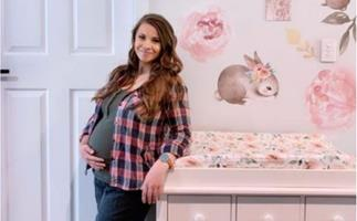 Nature's galaxy: Bindi Irwin just revealed her baby's nursery - with a special theme