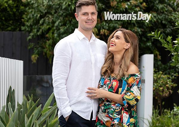 EXCLUSIVE: Tools down, ring on! The Block's Tash Pavlou announces her engagement