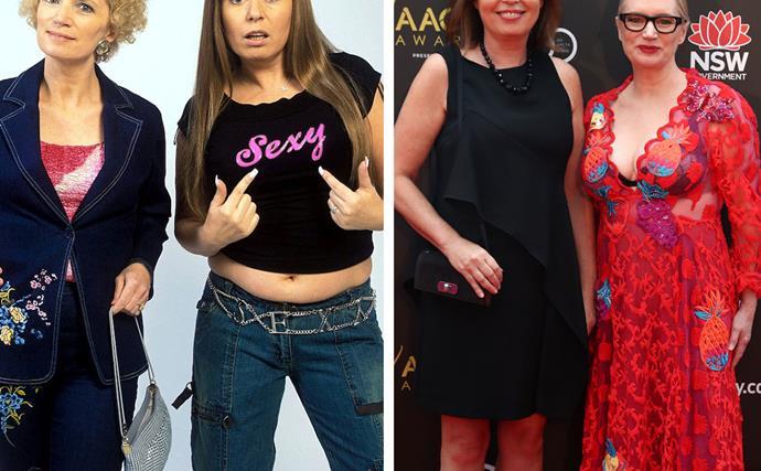 Kath & Kim: What happened to TV's biggest foxy ladies?