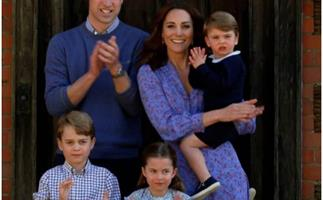 Duchess Catherine and Prince William welcome a gorgeous new addition to their family - of the fluffy sort, that is