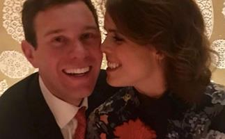Heavily pregnant Princess Eugenie pens a beautiful tribute to her husband Jack Brooksbank as they celebrate a special milestone