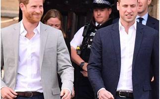 Behind Palace Gates with Juliet Rieden: Prince Harry & Prince William are pencilled in to attend this year's unveiling of Princess Diana's statue together