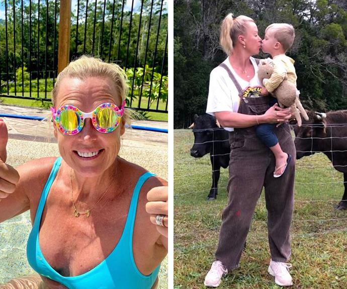 """""""Time to get my mojo back!"""" With a special guest in tow, Lisa Curry returns to her first love"""