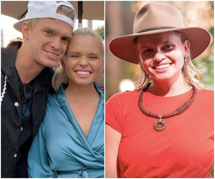 "EXCLUSIVE: ""He couldn't believe it"" - When Alli Simpson joined I'm A Celebrity, no one in the world was more shocked than her famous brother Cody"