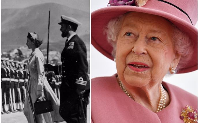 The Palace shares an incredibly rare picture of The Queen from her trip to Australia in 1954 - and her coat is pure 1950s heaven