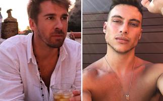 Meet Aussie sweetheart Hugh Sheridan's rumoured new man - model and TikTok star Kurt Ackermann