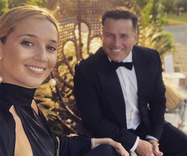 ''You are light and love'': Karl Stefanovic pens sweet tribute to wife Jasmine on a special milestone
