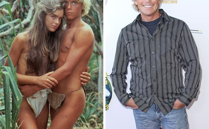 EXCLUSIVE: Blue Lagoon star Christopher Atkins reveals he's moving to Australia