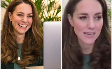 One person, her biggest supporter: Duchess Catherine was asked a deeply personal question in her latest Zoom call - and her answer will warm your heart