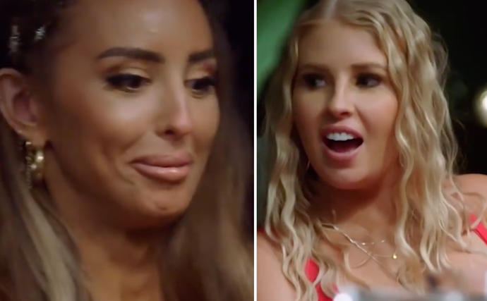 Fans had A LOT of feelings about that first shocking Married At First Sight reunion episode
