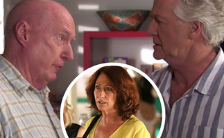 Home And Away's Lynne McGranger hilariously pranked the show's producers over Irene's lack of love life