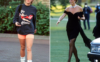 Fit for a Queen! Princess Diana's personal trainer shares her secret to keeping in shape