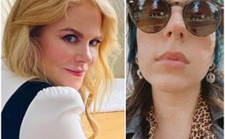 """Nicole Kidman's fears for her daughter Bella as she continues to share """"dark"""" artworks on social media"""