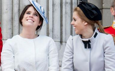 Sister to sister: Inside Princess Beatrice and Eugenie's incredibly close relationship