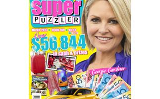 Woman's Day Superpuzzler Issue 158 Online Entry