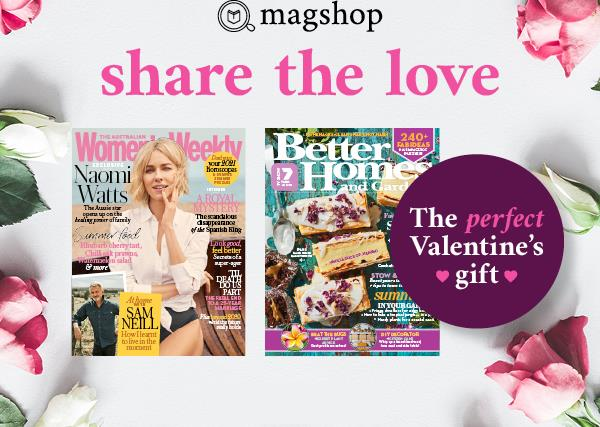 Subscribe to The Australian Women's Weekly