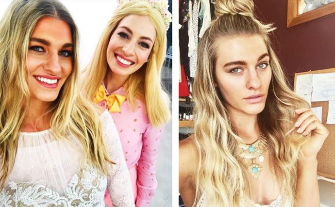 Bowtiful siblings! Meet Emma Watkin's secret sister... and she's even starred alongside The Wiggles before