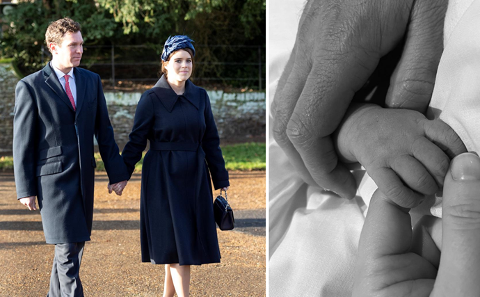 The royal name Princess Eugenie & Jack Brooksbank's newborn son is likely to take has a very special meaning