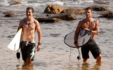 One Braxton may be back but Steve Peacocke won't be returning to Home And Away