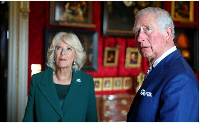 Prince Charles and Duchess Camilla have followed in the Queen's footsteps by receiving their first COVID-19 vaccination