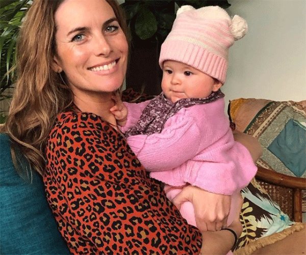 """EXCLUSIVE: """"Motherhood is a blessing"""": Harrow's Jolene Anderson gets real about juggling motherhood and work"""