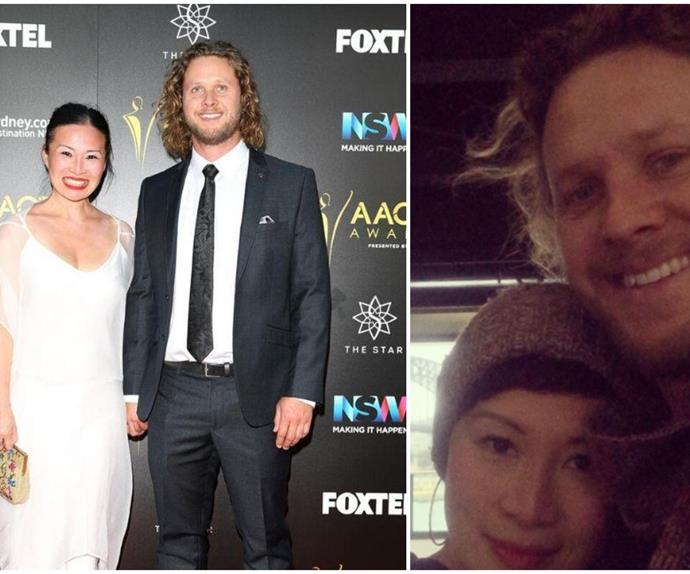 Masterchef's Poh Ling Yeow, who recently split from her second husband, is still spending lots of time with her ex