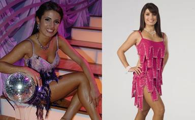 Twinkle toes returns! Ada Nicodemou confirmed as the first name on the Dancing With The Stars: All Stars edition