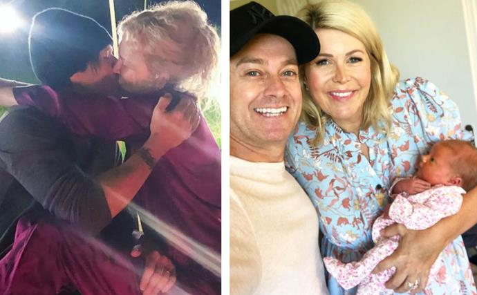 Love is in the air! Here's how all your favourite Aussie stars celebrated Valentine's Day