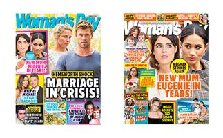 Enter Woman's Day Issue 9 puzzles online!
